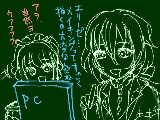 [2011-07-31 22:38:13] とりあえずメイキング描いてます いつもの何倍も時間かかる…!