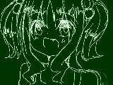 [2013-08-09 00:58:48] 昔のオリキャラを描く