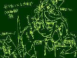 [2018-02-13 22:44:08] 絵を描きながらコンパスとモンハンやりたい
