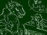[2008-10-07 09:59:38] もっとこう、大画面でラクガキをさあ・・・