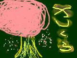 ヒラヒラ桜