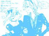 [2009-04-29 01:38:52] リクのソウル&マカ。 趣味です;;; 似てなくてごめんなさい…!!