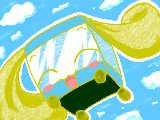 ひろしまバスまつりマスコットキャラクター『バスピー』