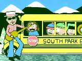 サウスパークのスクールバス もう肌色作りたくない;ω;