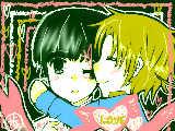 バレンタインみたいな仕上がりになってるのは気にしない!!← この二人だと腐向けに見えなくなるのはなぜだ^p^ 前置きいつも長くなるなぁ・・・