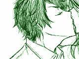 唇にキス【愛情】