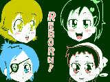 REBORN!ヒロイン4人組