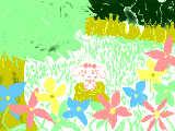 [2009-07-01 21:21:48] 森の中のピンク