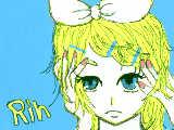 右肩の蝶 リン