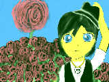 [2009-08-25 13:40:45] 薔薇の中の人