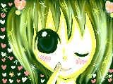 [2009-08-30 16:12:17] ラブリーな子????キモいのは、知ってますカラ・・・・・リク絵描かないで、こんなの描いててすみません><!!!!黒線、下手すぎですね・・・・・・・・
