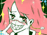 okuriへ イラコンの賞品で「グレル・サトクリフ」でふ(*´ω`*) ああ、バランス・・・orz