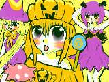 [2009-10-17 11:53:42] ☆ハロウィンコンテスト2009☆に参加です!!