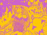 [2009-10-18 14:45:58] 「お菓子くれなきゃ…悪戯するわよ?」的n((ry ハロウィンの二色楽しす^w^!