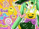 [2009-10-31 15:01:35] 「お菓子くれないかな?くれないといたずらしちゃうんだけど?」←