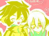 あ゛ーもう後で別の描こう!!・・左のは源田。