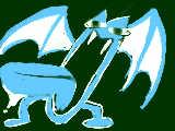 [2009-11-17 08:51:38] 初代持ってなかったけど、うろ覚えで(青)のトラウマゴルバット