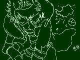 [2009-12-05 19:47:25] イタズラ描きw今度色も塗って投稿しよーう・・。