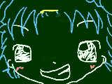 [2009-12-12 19:35:59] 学校の黒板にらくがきしてたやつです