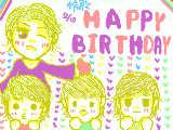 [2010-02-10 17:57:38] おめでとう~^^これからも、よろしく!!