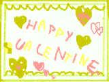 [2010-02-14 17:51:00] HAPPY BALENTINE