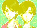 [2010-03-03 15:49:45 amimi様リク:櫻の宮です^^*遅くなってしまって申し訳ありません;リク有難うございました♪