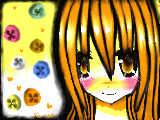 [2010-03-20 10:50:42] オレンジチョークーーー!!駄作になったのが悔しいです(´;ω;`)
