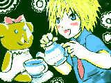 『紅茶はいかがですかお嬢様?』