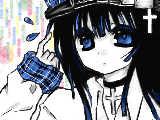 [2010-09-12 21:35:18] えむさんの或歌ちゃん描かせていただきますた^p^