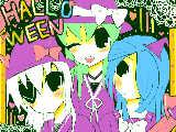 [2010-10-30 22:23:13] 紫魔女っ子三人組!