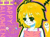 [2010-10-30 23:21:27] HAPPY HALLOWEEN  ~TRICK OR TREAT?~