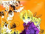 [2010-11-01 16:42:08] 「Happy Halloween!」「あ~ん・・・おばけ怖いよぅ・・・」