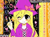 [2010-11-02 20:26:25] お菓子くれなきゃ魔法かけちゃうよw