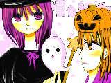 [2010-11-03 15:08:31] しあわせの魔法でしあわせなハロウィンを!