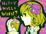 [2010-11-03 17:01:10] お菓子くれても悪戯するけどね。