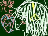 涼宮ハルヒを描いてみた
