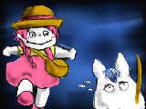 [2010-11-18 23:52:04] 神威と銀ちゃん トトロバージョン