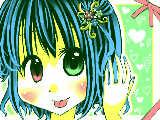 お花の髪飾り~♬