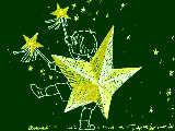 きらきら星踊る