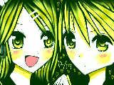 [2010-12-28 12:42:33] リンレンhappy birthday!! 愛してるよおおお(///∇//)