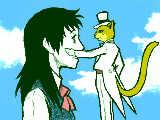 [2011-01-07 20:59:57] 猫の恩返し