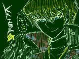 [2011-02-18 22:40:51] 口めっちゃ描き直した(笑)
