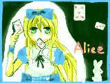[2011-02-19 22:53:00] ~らくがきアリス~