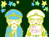 [2011-04-04 21:03:21] \駆け込み乗車はおやめ下さいまし!/