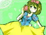 [2011-05-02 22:35:00] 何かが違う白雪姫・・・