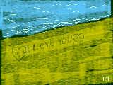 [2011-07-12 22:29:01] 砂に書いたラブレター(これがひろえるものかどうか?ギモンですが)