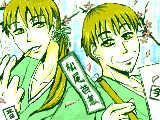 「ね…そこのお嬢さん!」「松尾と契約して弟子…いや、」「「芭蕉厨になってよ!!!」」