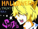 Hallowe'enーーーーー!!!shizuo!!