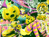 [2011-10-26 16:34:24] かぼちゃ争奪戦のゴングは今鳴った!