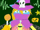[2011-10-27 21:07:14] ウィザーモンってハロウィンぽいよね